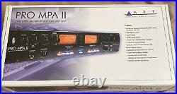 Art Pro Mpa Ii, Dual Channel Tube, Pre-amplifier, 12 Ax7 Tubes