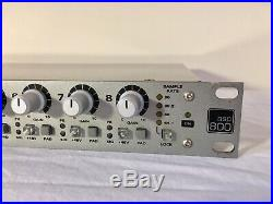 Audient ASP800 8 Channel Mic Pre Amp With HMX & Iron. ADAT cable Included