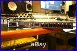 Audient ASP800 8 Channel Microphone Preamp