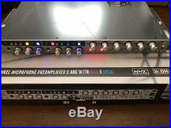 Audient ASP800 8 Channel Microphone Preamplifier Used