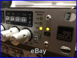 Audient ASP880 8-Channel Class A Mic Preamplifier USED