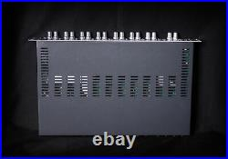 Audient ASP880 8-Channel Class A Mic Preamplifier and ADC