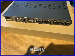 Audient ASP880 8 Channel Mic Pre and AD Converter ADAT AES Original Packaging