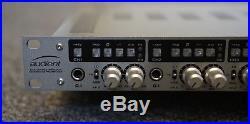 Audient ASP880 8 Channel Mic Preamp and Converter Please Read Description