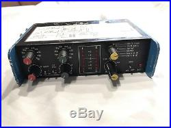 Audio Developments AD066(11) Portable Stereo Mic Amp (Microphone Preamp) M/S