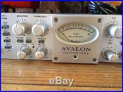 Avalon 737 VT
