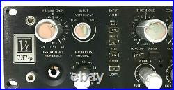 Avalon 737 Vacuum Tube Mic Pre EQ Compressor VT-737 SP AMP