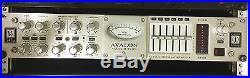 Avalon 747St Pre amp compressor/EQ