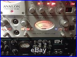 Avalon AD2022 Class A 2 Channel Mic Preamp