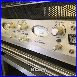 Avalon Design AD 2044 Pure Class A Compressor AD2044 with power supply and cable