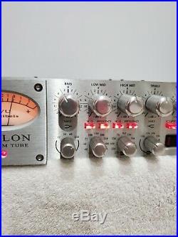 Avalon Design VT-737 SP Class A Tube Channel Strip Mic Preamp Eq Compressor