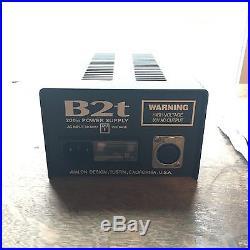 Avalon M5 Mic Preamp & B2t Power Supply NO RESERVE