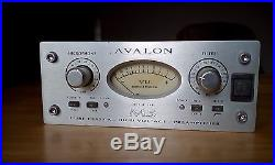 Avalon M-5 Pure Class A High Voltage Preamplifier