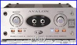 Avalon U5 DI Open Box JRR Shop