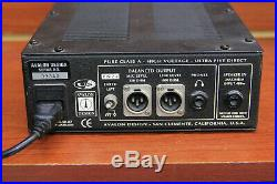 Avalon U5 DI Preamp Ultra Five Direct Single Channel High Voltage DI Pre-Amp
