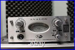 Avalon V5 Silver Preamplifier/DI
