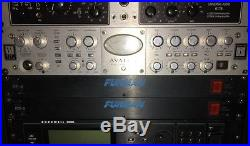 Avalon VT737SP Vacum Tube Preamp used in home studio only
