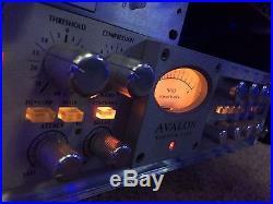 Avalon VT-737SP Channel Strip