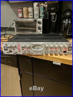 Avalon VT-737SP Channel Strip vacuum tube state of the art pre, eq & compressor