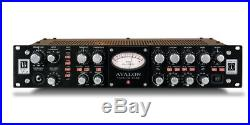 Avalon VT-737SP Tube Channel Strip Microphone Preamp / Compressor / EQ
