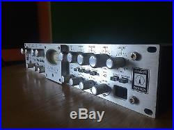 Avalon VT-737SP Vacuum Tube Microphone Mic Pre Amp Compressor EQ Amplifier
