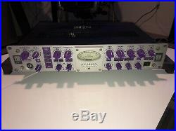Avalon VT-737 Matched pair! Perfect Condition! Sold Separately Or Together