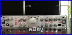 Avalon VT-737 SP Class A Vacuum Tube Microphone Preamp