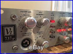 Avalon VT-737 SP Tube Channel Strip Mic Preamp / Compressor