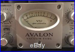 Avalon VT-737 SP Tube Pre Amp Channel Strip