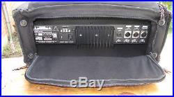 Avalon vt-737 sp pre-amp in 4U Gator Rack Bag