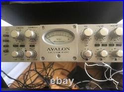 Avalon vt-737sp Vacuum tube Compressor