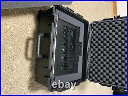 Avalon vt-737sp Vacuum tube Compressor with Custom wheeled PELICAN CASE