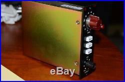 Avedis MA5 500 Series Preamp Like 1073 Carnhill/St Ives Transformer