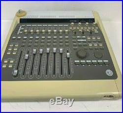 Avid Digidesign 003 Console Controller Pro Tools Mixer Motorized Faders