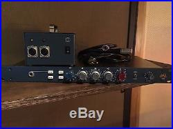 BAE 1023 Mic Pre/EQ with Rack & Power Supply