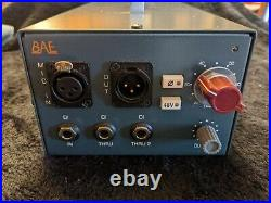 BAE 1073DMP Desktop Microphone Preamp Only used once