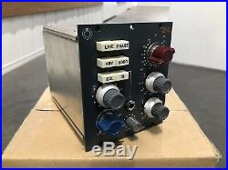BAE 1073D 500 Series Preamp + EQ (Neve Style)