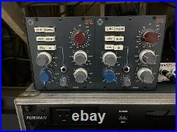 BAE 1073D Preamp witheq Neve 500 Series Module