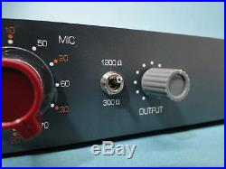 BAE 1073MP Single Channel with PSU MINT Free Shipping World Wide
