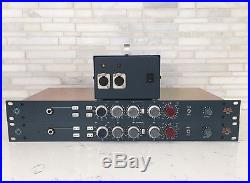 BAE 1084 Preamp and EQ Pair