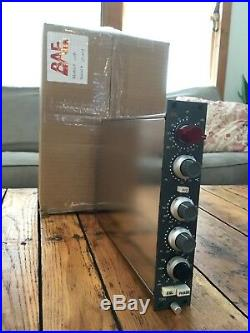 BAE 1084 Preamps Sequential Pair Mint in Original Boxes Neve 1073