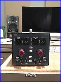 BAE Audio 1073 Dual DMP Desktop Mic Pre