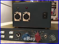 BAE Audio Brent Averill 1073 MPF microphone preamp