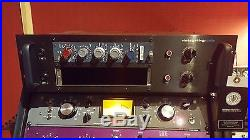 BAE Neve 1073 MicPre/EQ with Vintage King 2 space rack