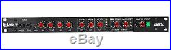 BBE BMAX-T Groove Tube Bass Guitar Preamp with Full-Featured Sonic Maximizer