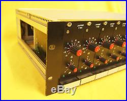 BFE Filtek 8 Channel Micpre Rack 45dB 48V GREAT SOUND