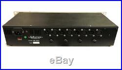 BRAND NEW Sebatron VMP-4000e Class A 4-Channel Valve Mic Preamp and DI + EQ