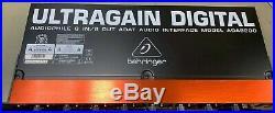 Behringer ADA8200 Ultragain Digital (wie neu) (2)