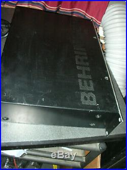 Behringer T1953 Tube Ultragain Preamplifer Rack Mount Preamp
