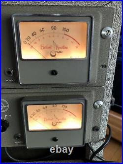 Berlant Concertone Preamp TUBE Preamps Series 30